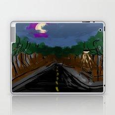 Night Street Laptop & iPad Skin