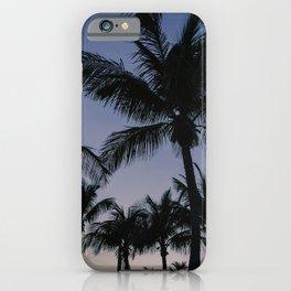 Palmstrees Key West |  Fine Art Travel Photography iPhone Case