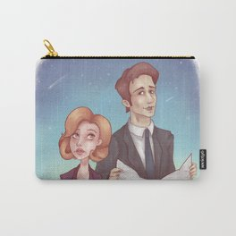 Mulder & Scully Carry-All Pouch