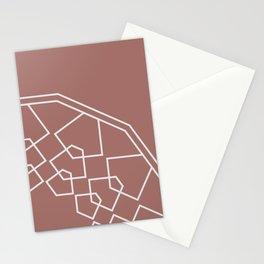 Geometric Illustration No.2 Stationery Cards
