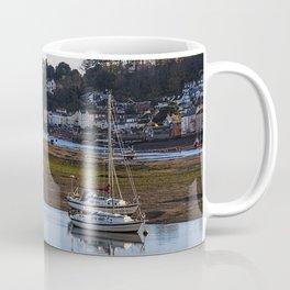 Shaldon at Low Tide Coffee Mug