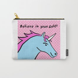 Believe in me! Carry-All Pouch