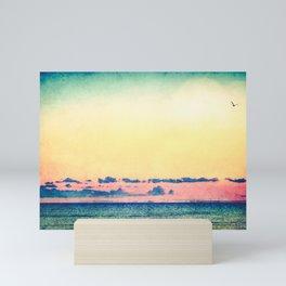 You Should Be Here Mini Art Print