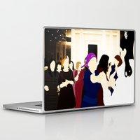 jewish Laptop & iPad Skins featuring Jewish wedding by Design4u Studio