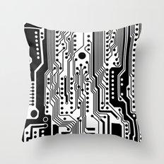 PCB / Version 1 Throw Pillow