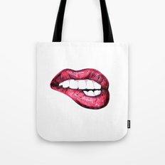 Lips 01. Tote Bag