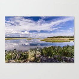 The Ranch Canvas Print