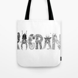 Fragrant Decay Tote Bag