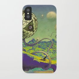 Expansion Volume III Poster iPhone Case