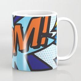 Comic Book BOOM! Coffee Mug
