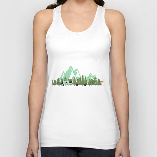 Picture Unisex Tank Top