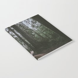 Redwoods Road Notebook