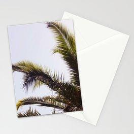 Palm Tree Leaf Me Stationery Cards