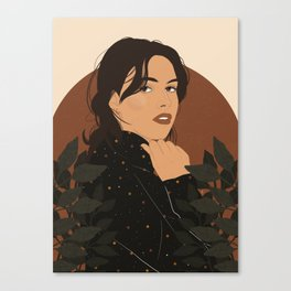 Starry Top Canvas Print