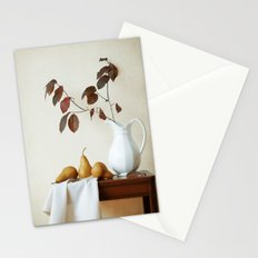 Autumn Tableau Stationery Cards