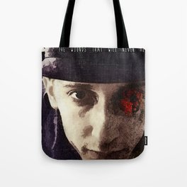 Character.Wounds. Tote Bag