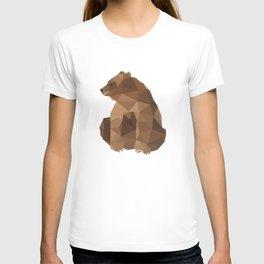 Brown Bear. T-shirt