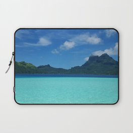 Bora Bora Ocean Laptop Sleeve