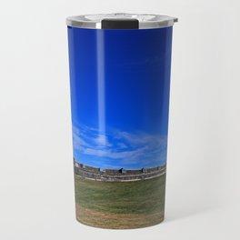 Castillo de San Marcos V Travel Mug