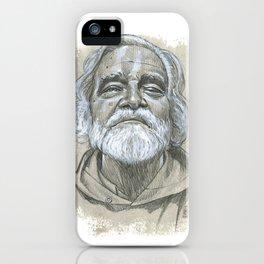 JL the Grand Master iPhone Case