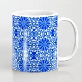 Sapphire Blue Star Coffee Mug