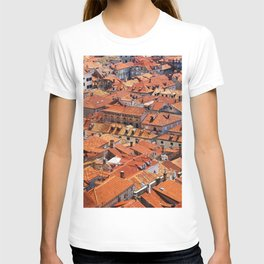 Rooftops (Color) T-shirt