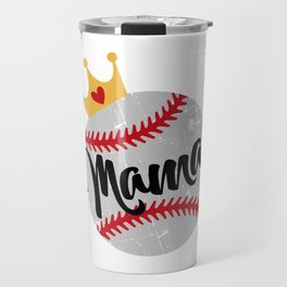 BASEBALL MOM Travel Mug