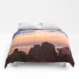 Good morning, Sun! Comforters