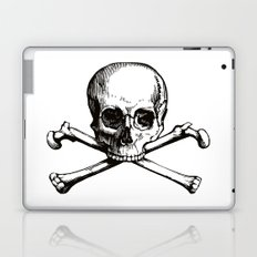 Skull and Crossbones | Jolly Roger Laptop & iPad Skin