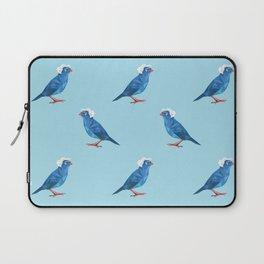 Birdie Sanders Laptop Sleeve