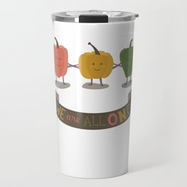 We are all One Travel Mug