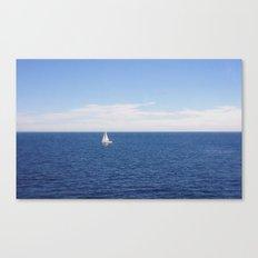 Velero Canvas Print