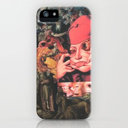 Mocking the Transgressor iPhone Case