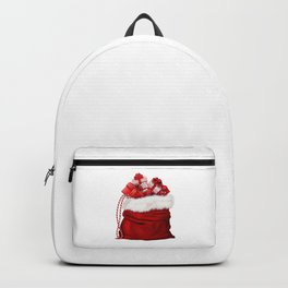 Christmas gifts bag #society6 #decor #buyart Backpack