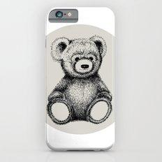 Teddy Bear Slim Case iPhone 6s