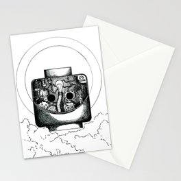 The Creative Mind Stationery Cards