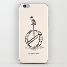 The Little Inventor iPhone & iPod Skin