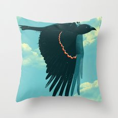 Soar Throw Pillow