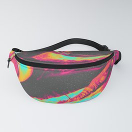 HAUNT YOU BY THE REAR VIEW MIRROR Fanny Pack