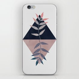 Geometry and Nature 3 iPhone Skin