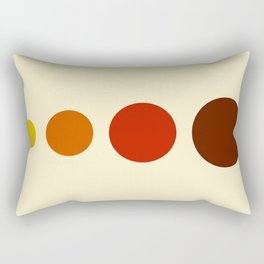 Four Dots 14 Rectangular Pillow