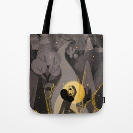 The Light Will Guides You Home Tote Bag