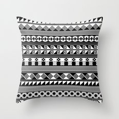 Tribality Andes Throw Pillow