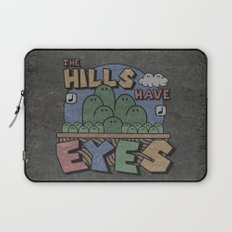 The Hills Have Eyes Laptop Sleeve