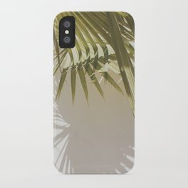 leafy iPhone Case