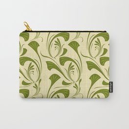 Vivienne Green Carry-All Pouch
