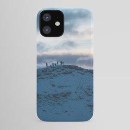 Big Sky Over Kerið iPhone Case