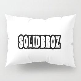 Solidbroz (Logo) Pillow Sham