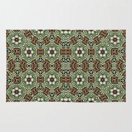 Oriental Pattern 8 Rug