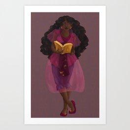 Vanna Art Print